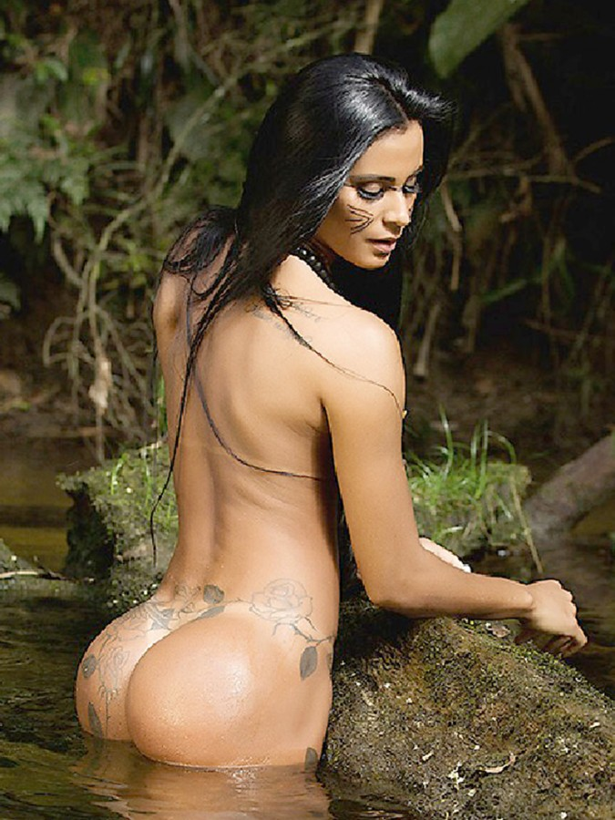 Brazilian Girls Playboy Special Edition Naked Phot Trueanal 1